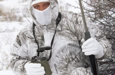 Что одеть , когда идёшь на зимнюю охоту?